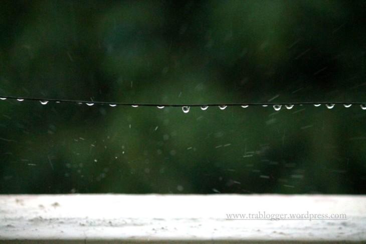 Rain rain come again..